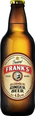 Franks Alcoholic Ginger Beer