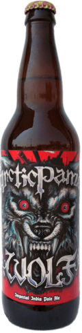 Three Floyds Arctic Panzer Wolf - Imperial IPA