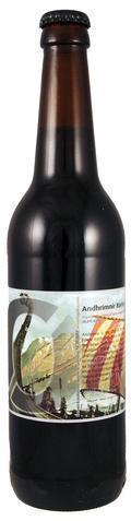 Nøgne Ø Andhrímnir Barley Wine