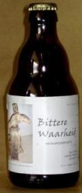 Alternatief Bittere Waarheid (Bitter Truth) - Belgian Strong Ale