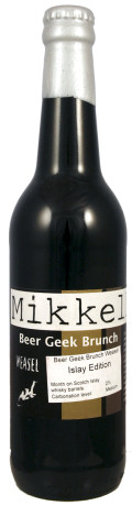 Mikkeller Beer Geek Brunch Weasel (Islay Edition)