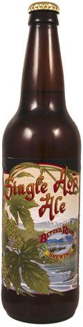 Bitter Root Single Hop Ale - Glacier - American Pale Ale