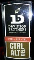 Davidson Brothers Ctrl+Alt+Del