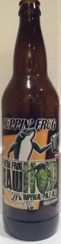 Hoppin� Frog Fresh Frog Raw Hop Imperial Pale Ale