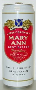 Mary Ann Best Bitter - Bitter