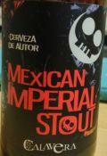 Calavera Mexican Imperial Stout