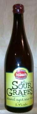 Lovibonds Sour Grapes - Barrel Aged