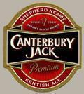 Shepherd Neame Canterbury Jack (4.1%)