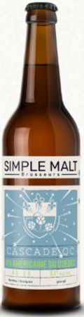 Simple Malt Cascade India Pale Ale