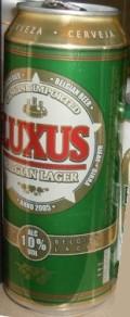 Luxus Belgian Lager 10% - Malt Liquor