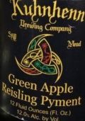 Kuhnhenn Green Apple Riesling Pyment - Mead