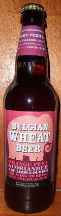 Marks & Spencer Belgian Wheat Beer - Witbier