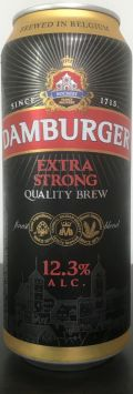 Damburger Extra Strong Lager - Imperial Pils/Strong Pale Lager