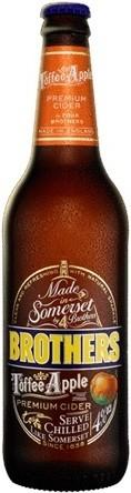 Brothers Toffee Apple Premium Cider