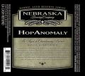 Nebraska Reserve Series Barrel Aged HopAnomaly