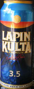 Lapin Kulta II (3.5%) - Pale Lager