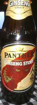 Panther Ginseng Stout