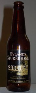 Hylands Sturbridge Stout
