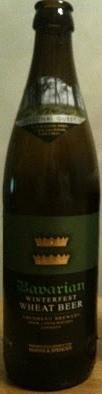 Marks & Spencer Bavarian Winterfest Wheat Beer
