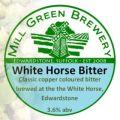 Mill Green White Horse Bitter - Bitter