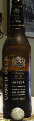 Corfu Real Ale Bitter Dark