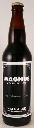 Half Acre Magnus Schwarzbier