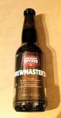 Okanagan Spring Brewmaster�s Dark Lager