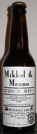 De Molen / Mikkeller Mikkel & Menno Weizenbock