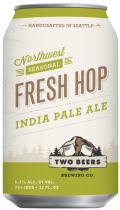 Two Beers Fresh Hop