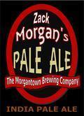 Morgantown Zack Morgan's IPA