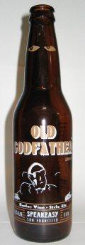 Speakeasy Old Godfather - Barley Wine