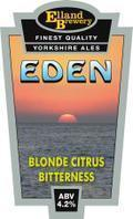 Elland Eden - Golden Ale/Blond Ale