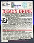 Abbeydale Demon Drink