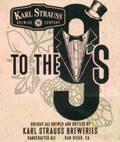 Karl Strauss To The 9s Imperial IPA
