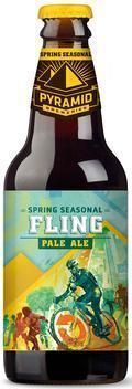 Pyramid Fling Pale Ale - American Pale Ale