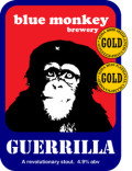 Blue Monkey Guerrilla