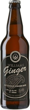 Williams Brothers Ginger