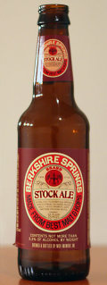 Berkshire Springs Stock Ale
