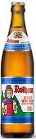 Rothaus Alkoholfrei Hefe Weizen