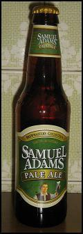 Samuel Adams Pale Ale - English Pale Ale