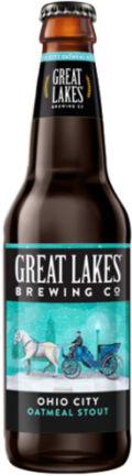 Great Lakes Ohio City Oatmeal Stout - Sweet Stout
