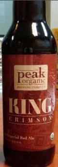 Peak Organic King Crimson