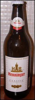 Henninger Classic (Italy) - Pale Lager