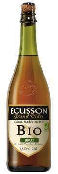 CCLF Cidre �cusson Bio Brut