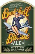 Mission Springs Bombshell Blonde Ale