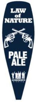 Everybody�s Law of Nature Pale Ale - American Pale Ale
