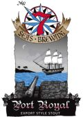 7 Seas Port Royal Export Style Stout