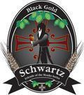 Modern Monks Black Gold Schwartz
