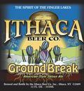 Ithaca Ground Break Saison