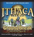 Ithaca Ground Break Saison - Saison
